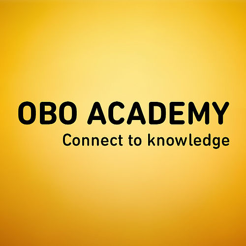 Logo von OBO Academy - Connect to knowledge