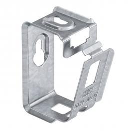 Sammelhalterung Grip M und Kabelklammern Metall
