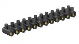 Reihenlüsterklemmen 16 mm², Polypropylen