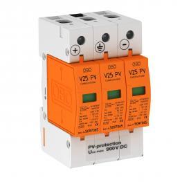 PV-Kombiableiter V25, 900 V DC