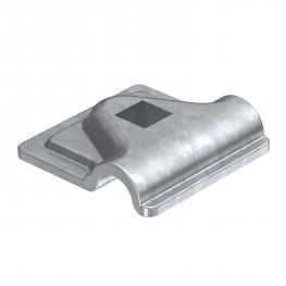 Schnellverbinder, Oberteil Rd 8-10 mm