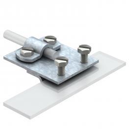 Falzklemme bis 5 mm Blechstärke FT