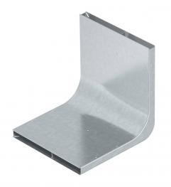 Vertikalkrümmer, 2-zügig, Höhe 28 mm