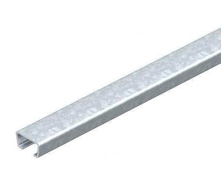 Ankerschiene AMS3518, Schlitz 16,5 mm, ungelocht
