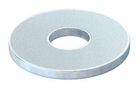 Großflächenscheibe Stahl