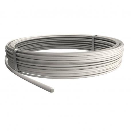 Rundleiter Aluminium mit PVC-Ummantelung