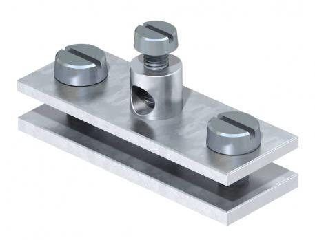 Erdungsklemme für Leitungen und Flachleiter G