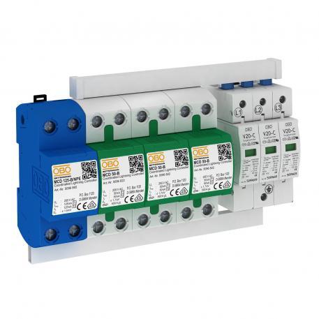 Protection-Set MCD + V20 3-polig + NPE