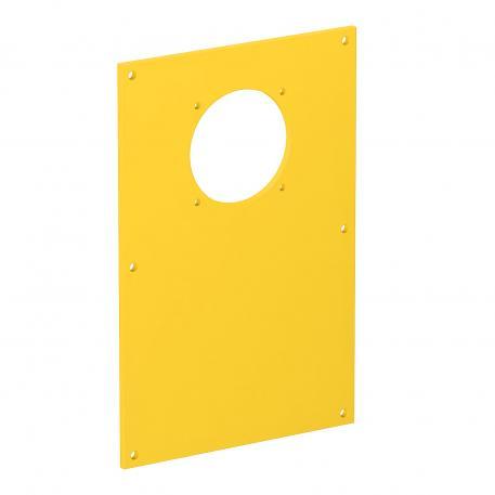 Abdeckplatte VHF, für 1 x Anbausteckdose Typ ASD