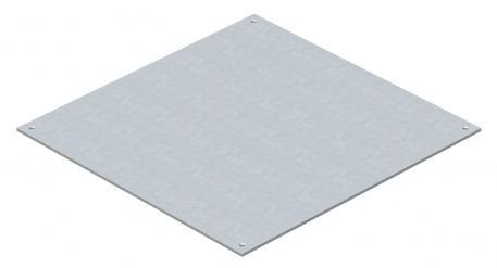 Blinddeckel für UZD250-3